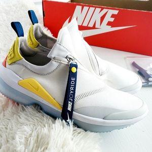 Nike Joyride Optic Sneakers Vast Gray Citron Topaz